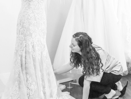 Dress Shopping Anxiety and How to Enjoy Your Appointment