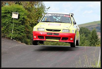 Fernand Paillé Barrère - Rallye du Piémont Oloronais