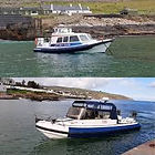 tours of the sea around South Uist and the Outer Hebrides