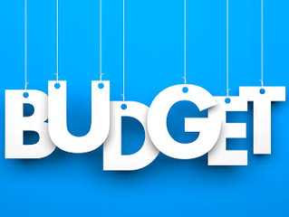 5 Tips to Create and Manage a Budget