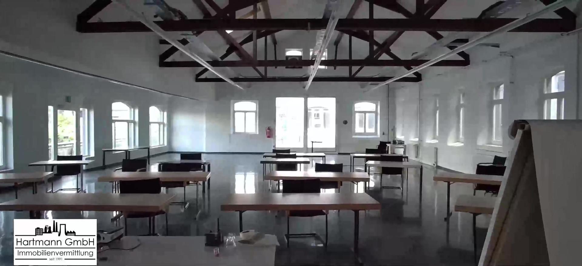 Blick in einen Konferenzraum