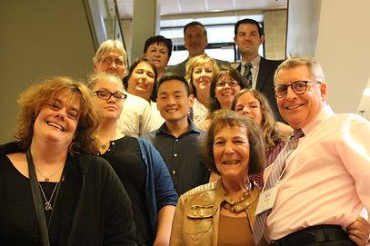 Employees meeting key longevity benchmar