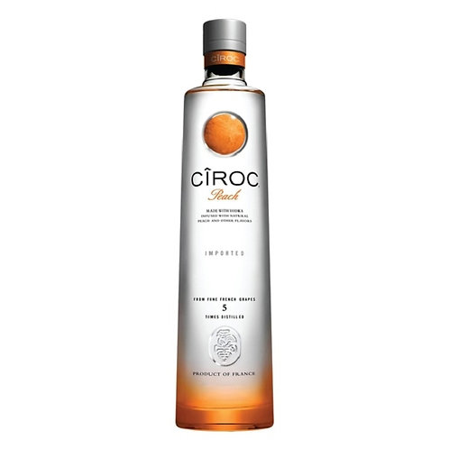 CIROC PEACH VODKA 700ML