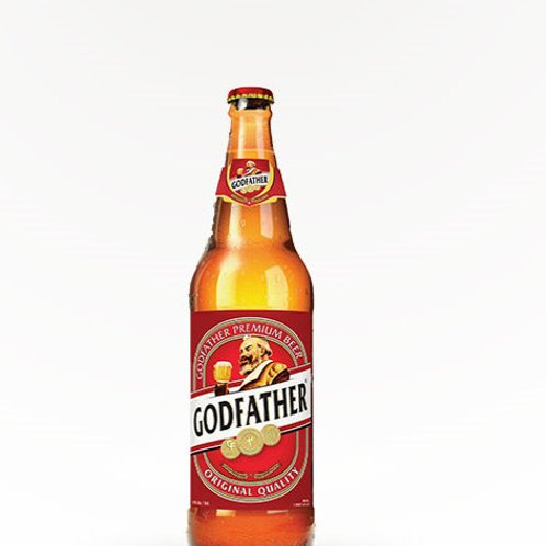 GODFATHER STRONG 650ML 8%