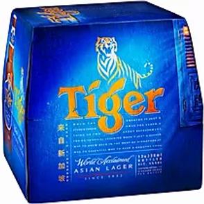 TIGER 12 PACK BTLS