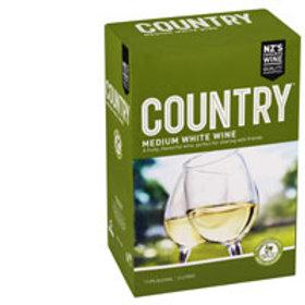 COUNTRY MED WHITE 3L