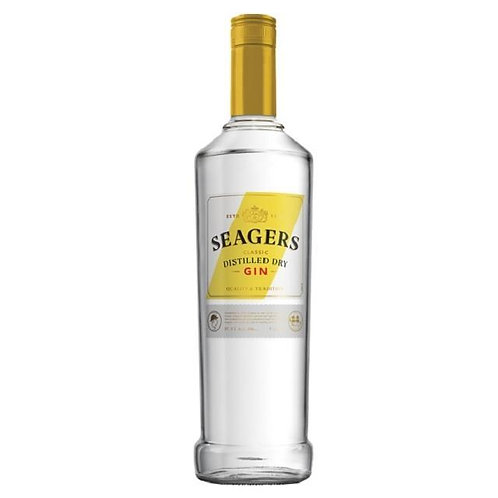 SEAGERS GIN 1L 37.2%