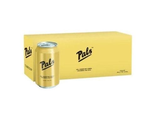 PALS GIN CUCUMBER AND SODA 10PACK