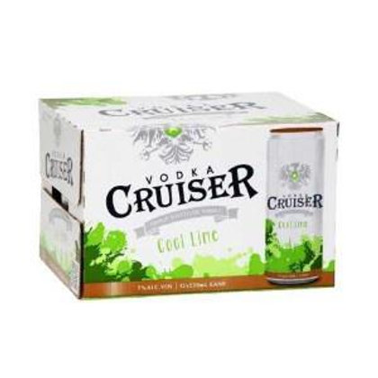 CRUISER COOL LIME 12CANS 7%
