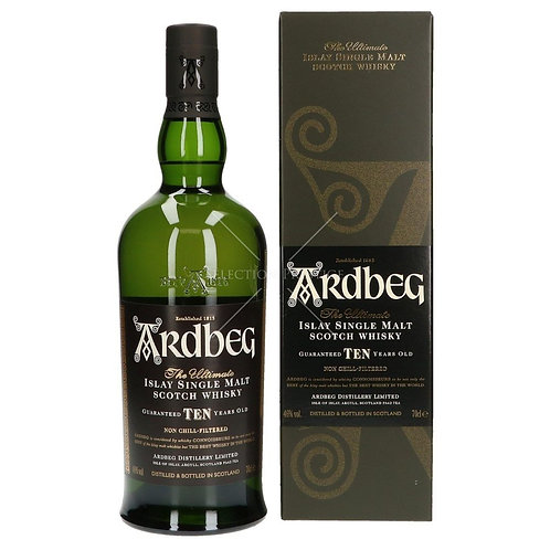ARDBEG 10 YEARS SINGLE MALT 1L
