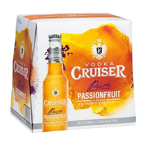 CRUISER PASSION FRUIT 12 BTLS 5%