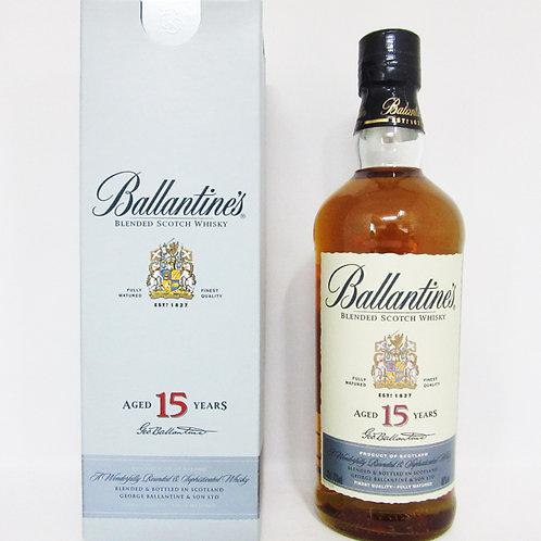 BALLANTINES 15YR 700ML