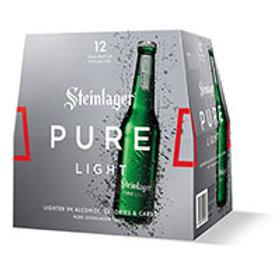 STEINLAGER PURE LIGHT 12PK BTL