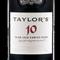 TAYLORS 10YRS OLD TAWNY PORT