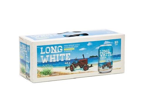 LONG WHITE LEMON 10PK CANS