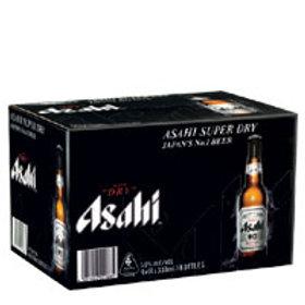 ASAHI SUPER DRY 18PK BTLS