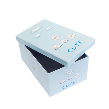 Bebek kutusu hediyelik mavi set.jpg