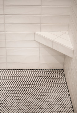 Trippe Interiors Tile Remodel Renovate Interior Design