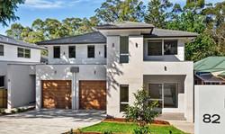 Moffatts Drive Duplex Build