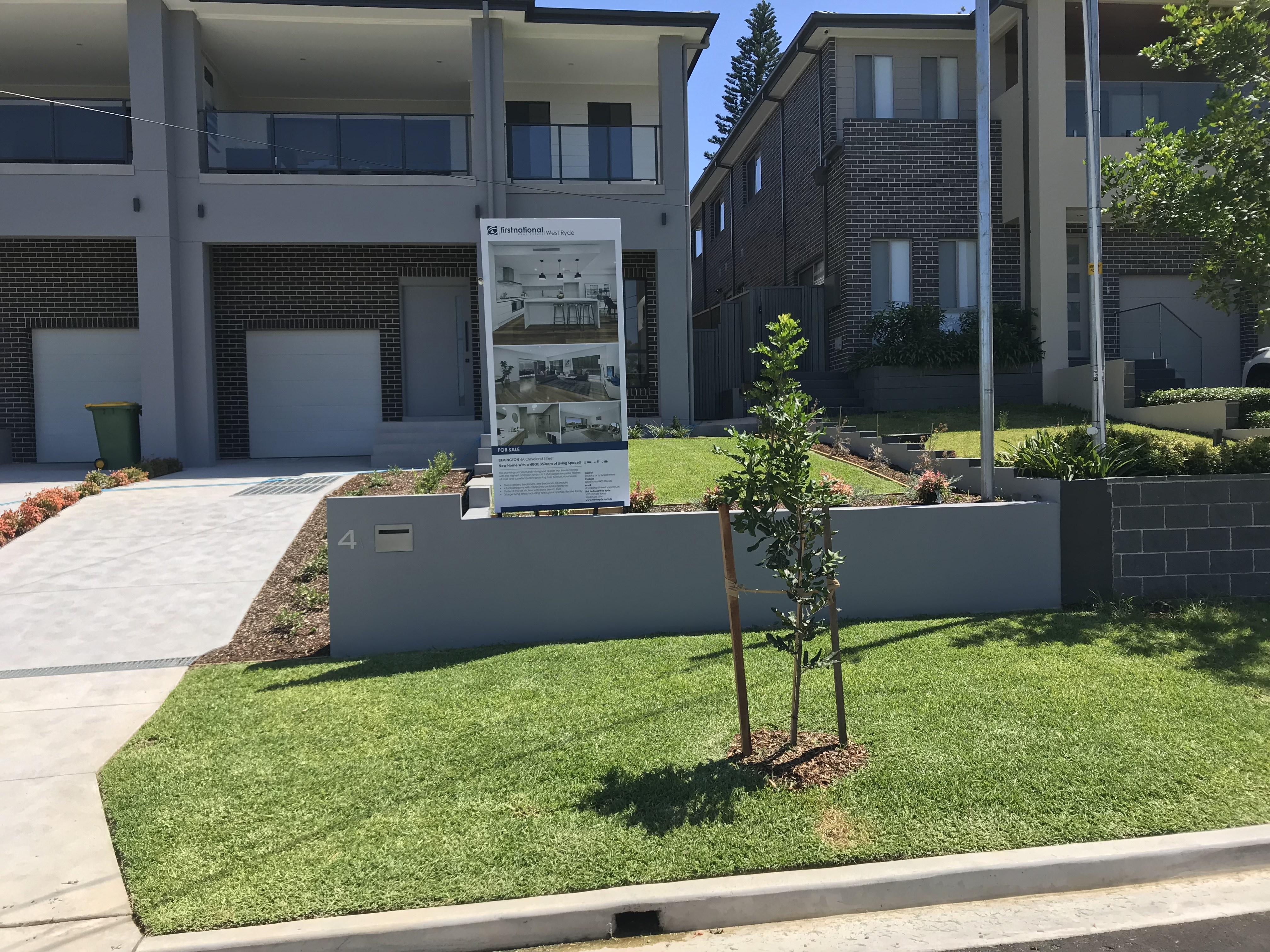 Betacon Landscaping - Externals