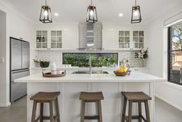 Betacon Construction Kitchen