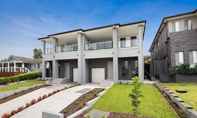 Betacon Construction - Duplex Build