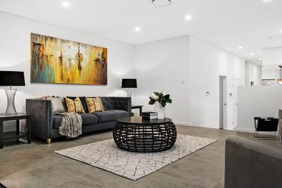 Betacon Construction - Living