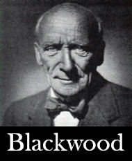 Algernon Blackwood Elder Sign Podcast Claytemple Media