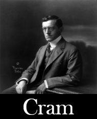 Ralph Adams Cram Elder Sign A Weird Fiction Podcast