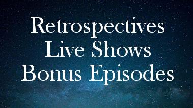 The Gene Wolfe Literary Podcast Retrospctives Live Shows Bonus Episodes