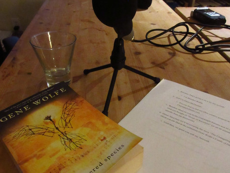 Patron Poll: The Gene Wolfe Literary Podcast