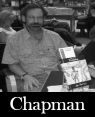 Stepan Chapman Elder Sign: A Weird Fiction Podcast Claytemple Media