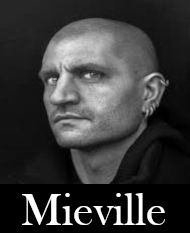 China Mieville Elder Sign Podcast Claytemple Media