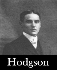 William Hope Hodgson Elder Sign Podcast Claytemple Media