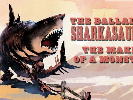 Soutenez SHARKASAURUS, un projet qui a du mordant.