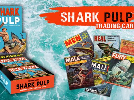 Shark Pulp - Cartes à collectionner