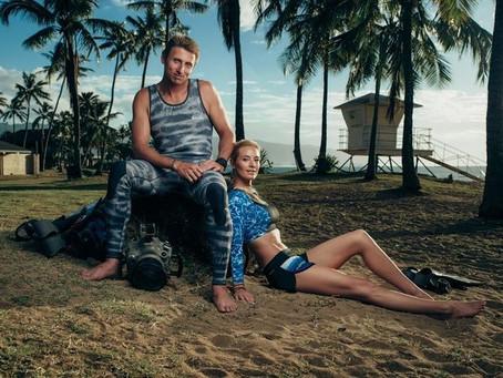 Annulation : l'équipe de Saving Jaws confinée à Hawaï