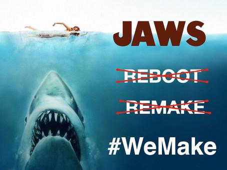 The Daily Jaws fête les 45 ans de Jaws avec Jaws WeMake