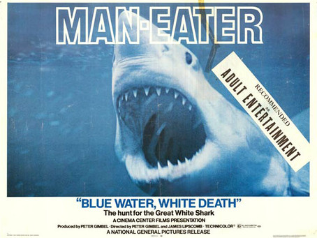 Fêtez les 50 ans de Blue Water, White Death au Paris Shark Fest !