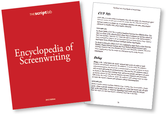 tEncyclopedia of screenwriting