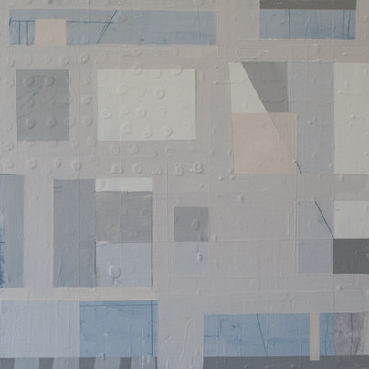 """""""Pale Geometry"""" SOLD"""