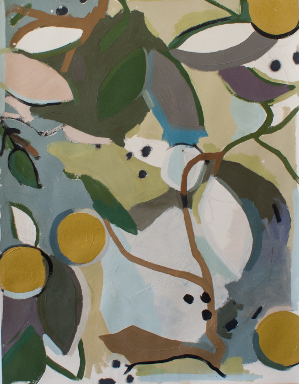 """Garden with Citrus"""
