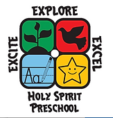 Holy Spirit Preschool logo