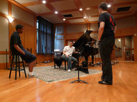 CD Personnel - Billy, Phil & Etan