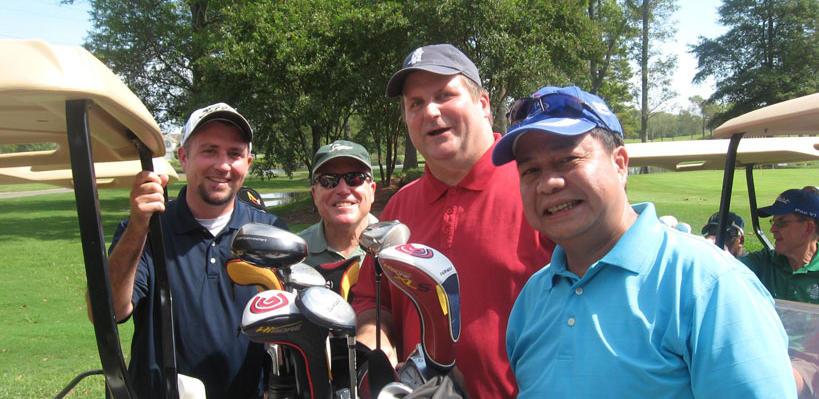 Holy Spirit Golf Tournament
