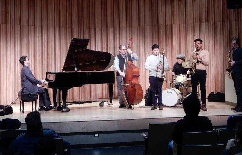 The Jazz Room at WPU