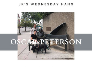 The Hang featuring the Music of Oscar Peterson