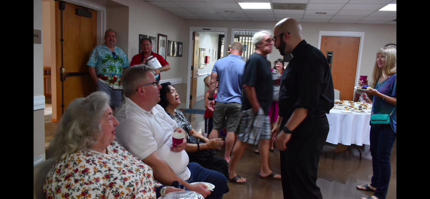 Parish Celebration Video