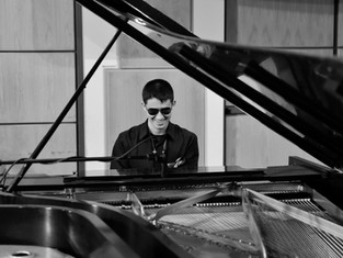 """""""... Justin Kauflin's ascent to world-renowned pianist built on blind faith"""""""