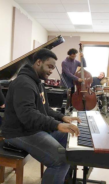 VCU Jazz Clinic